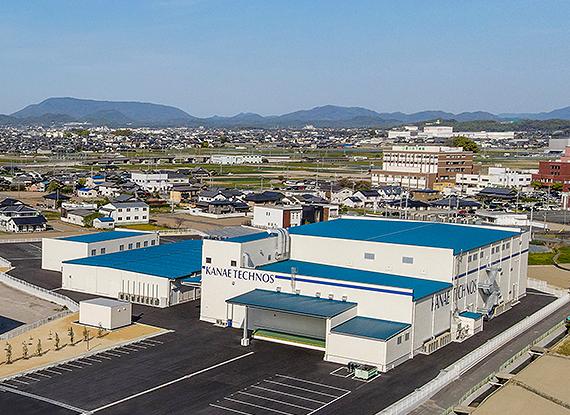 株式会社カナエテクノス 本社第3工場
